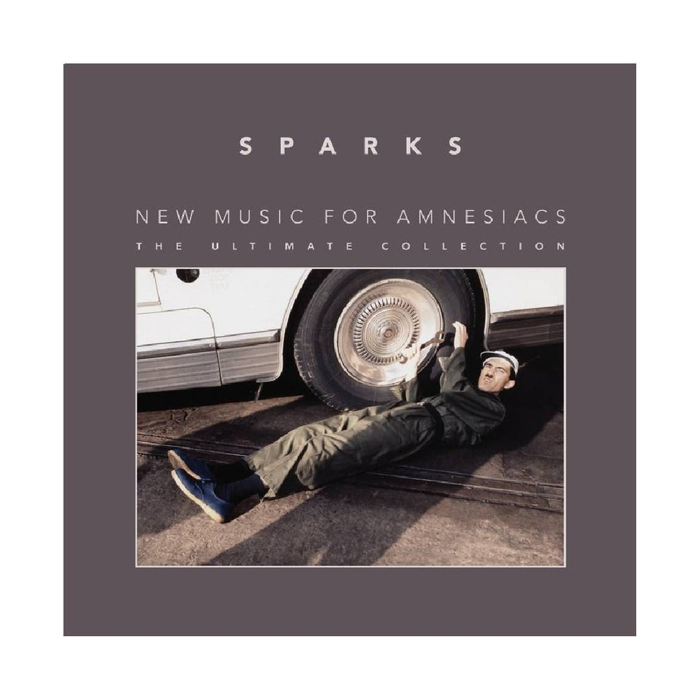 Image of Sparks: New Music For Amnesiacs - The Ultimate Collection Boxset