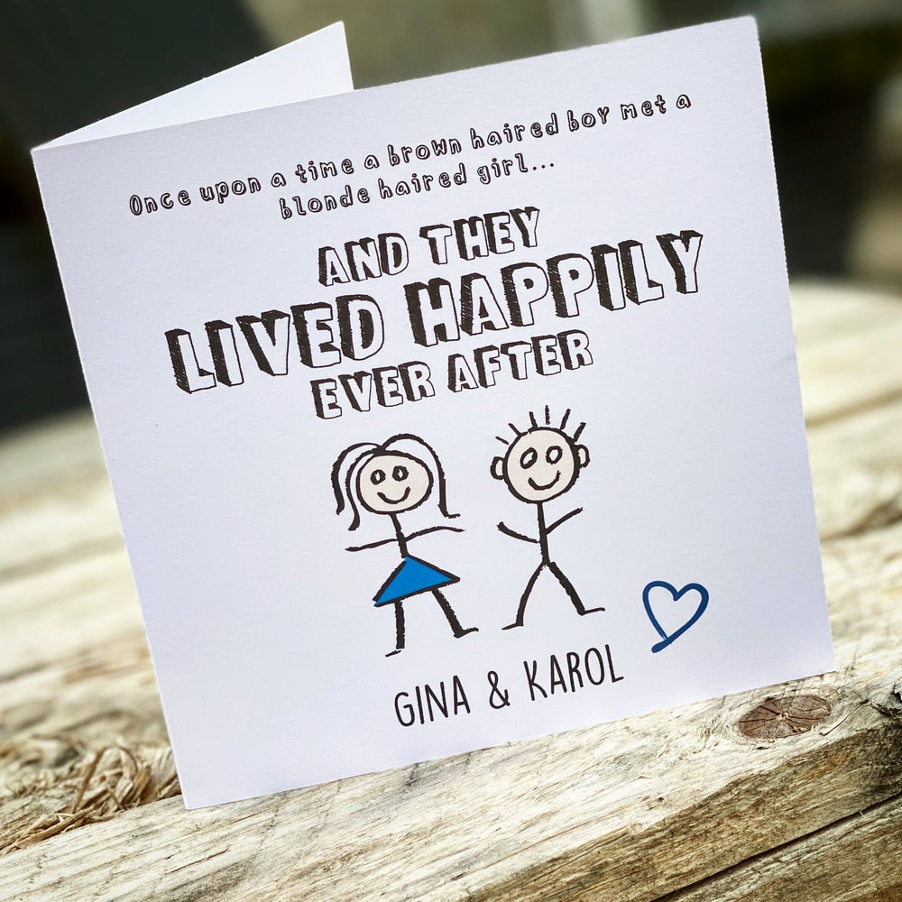 Image of New Couples Card