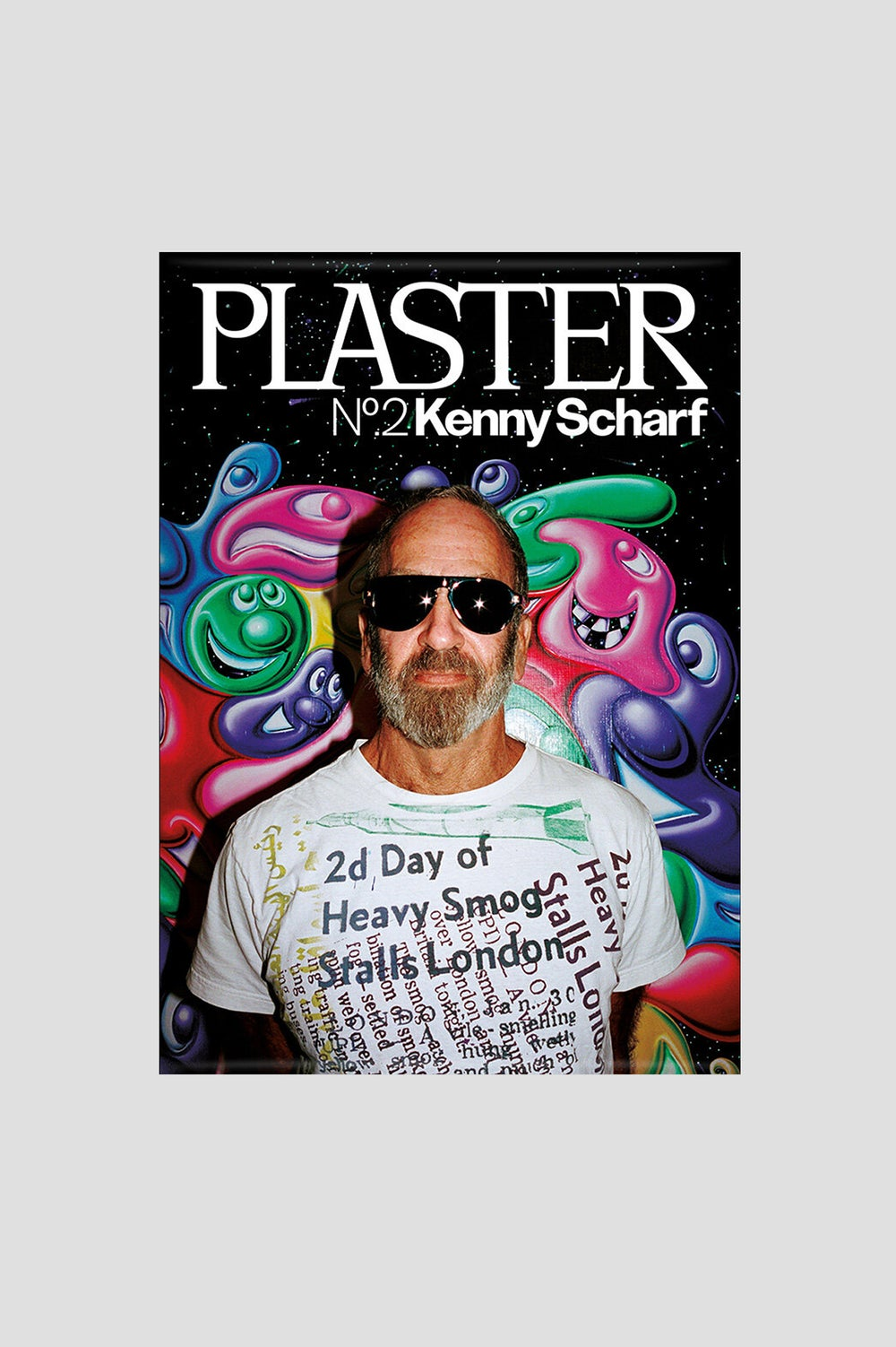 Image of Kenny Scharf - Plaster Magazine