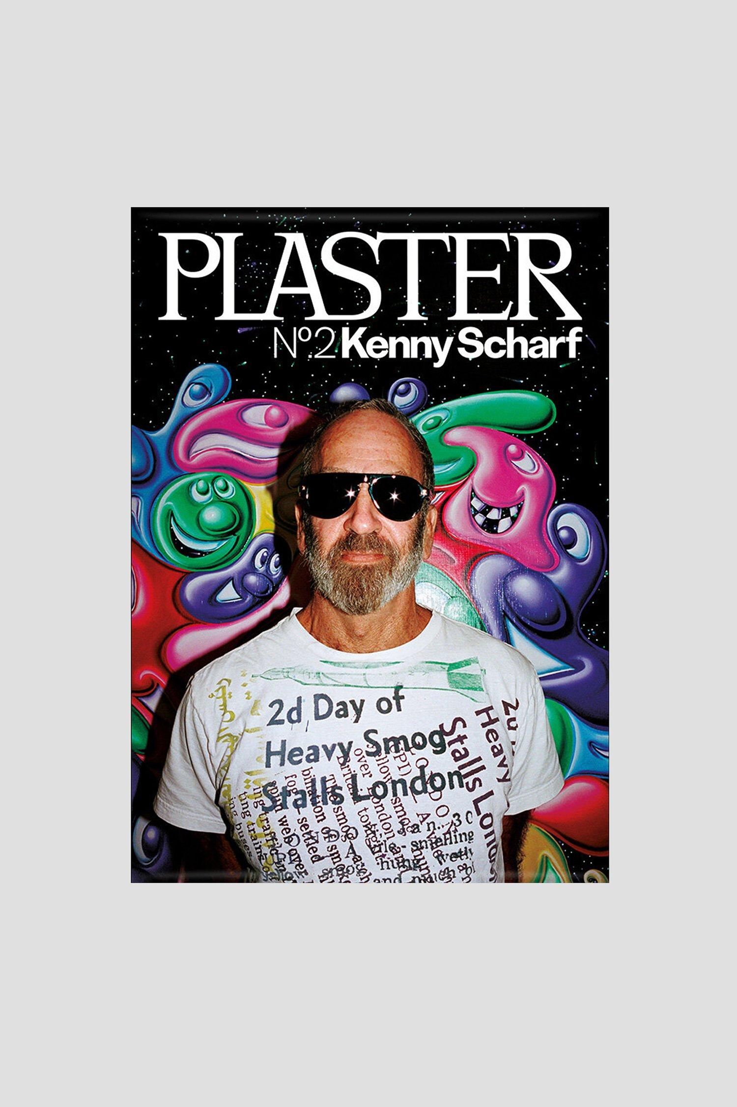Image of Kenny Scharf - Plaster Magazine