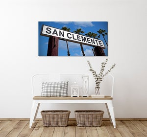 Image of SAN CLEMENTE SIGN