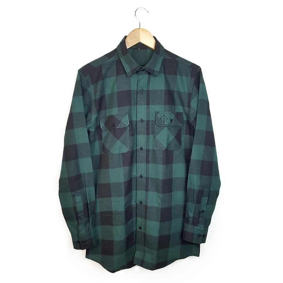 Image of Riding Shirt Green