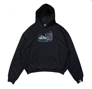 Image of The Prophecy Black Hoodie