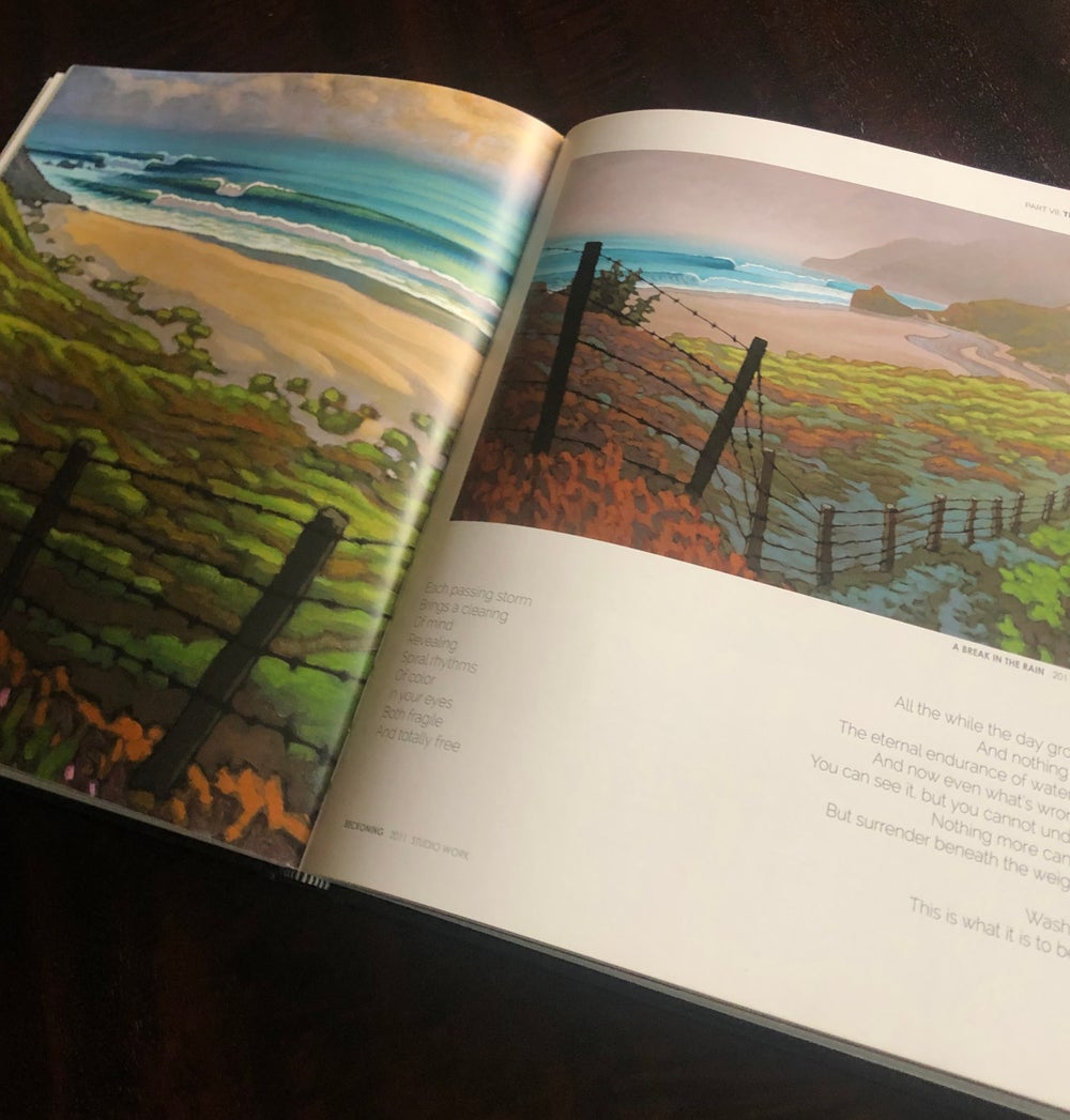 Image of Matt Beard Book / Painting The California Coast