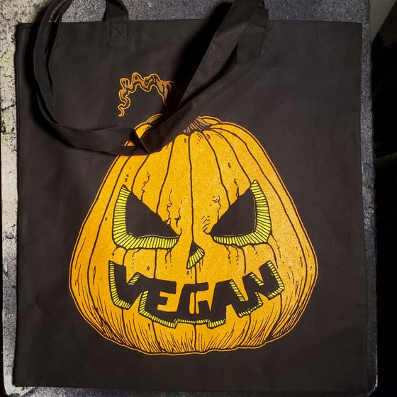 Image of Pumpkin Time Tote