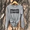 Montana Small Towner Long Sleeve -Deep Heather