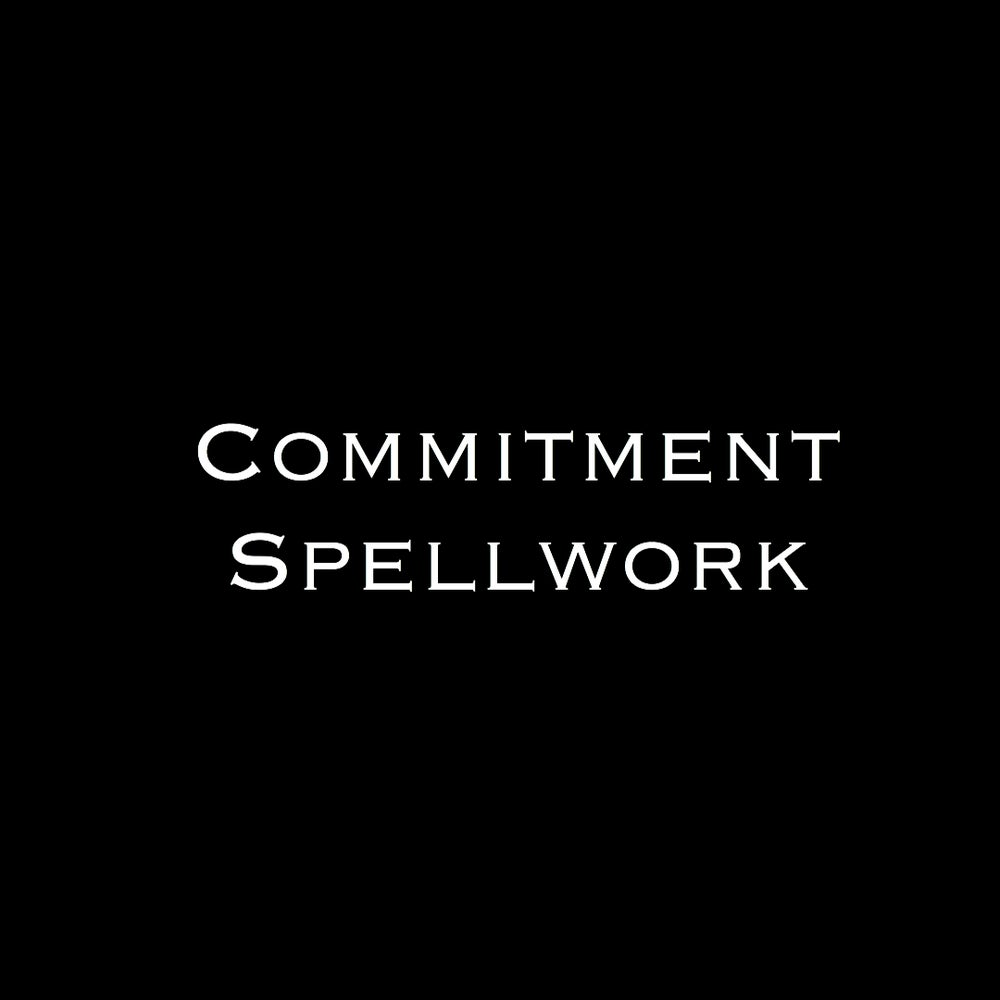 Image of Commitment Spell