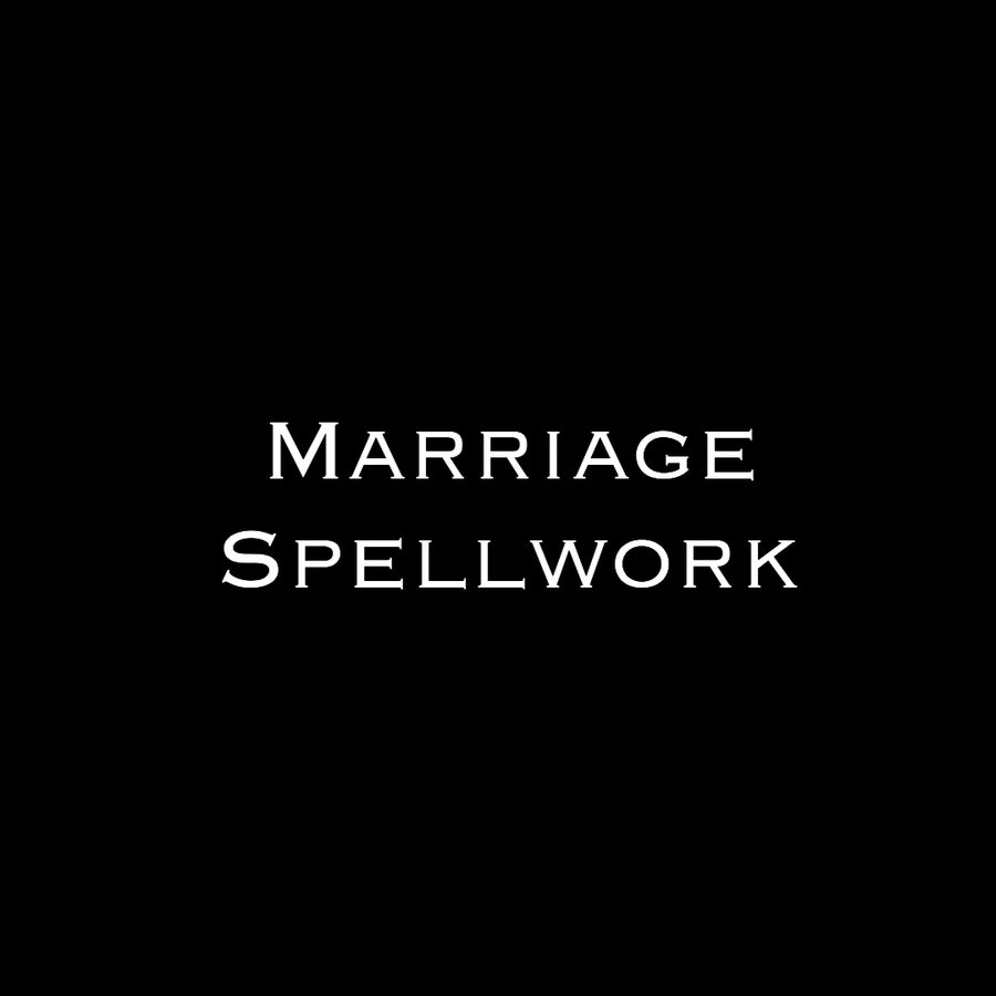 Image of Marriage Spell