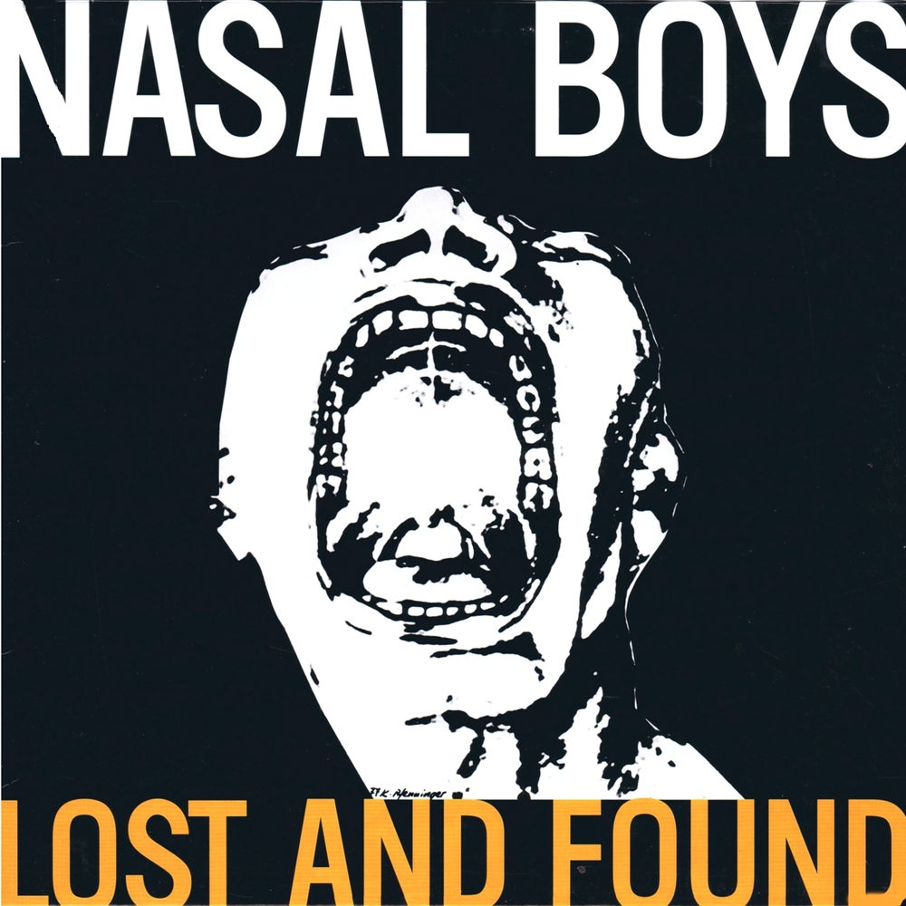 Image of NASAL BOYS - Lost & Found LP