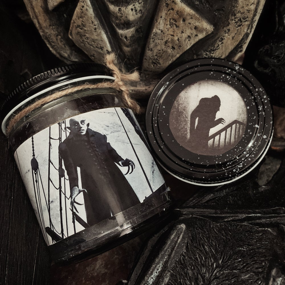 Image of Nosferatu Candle