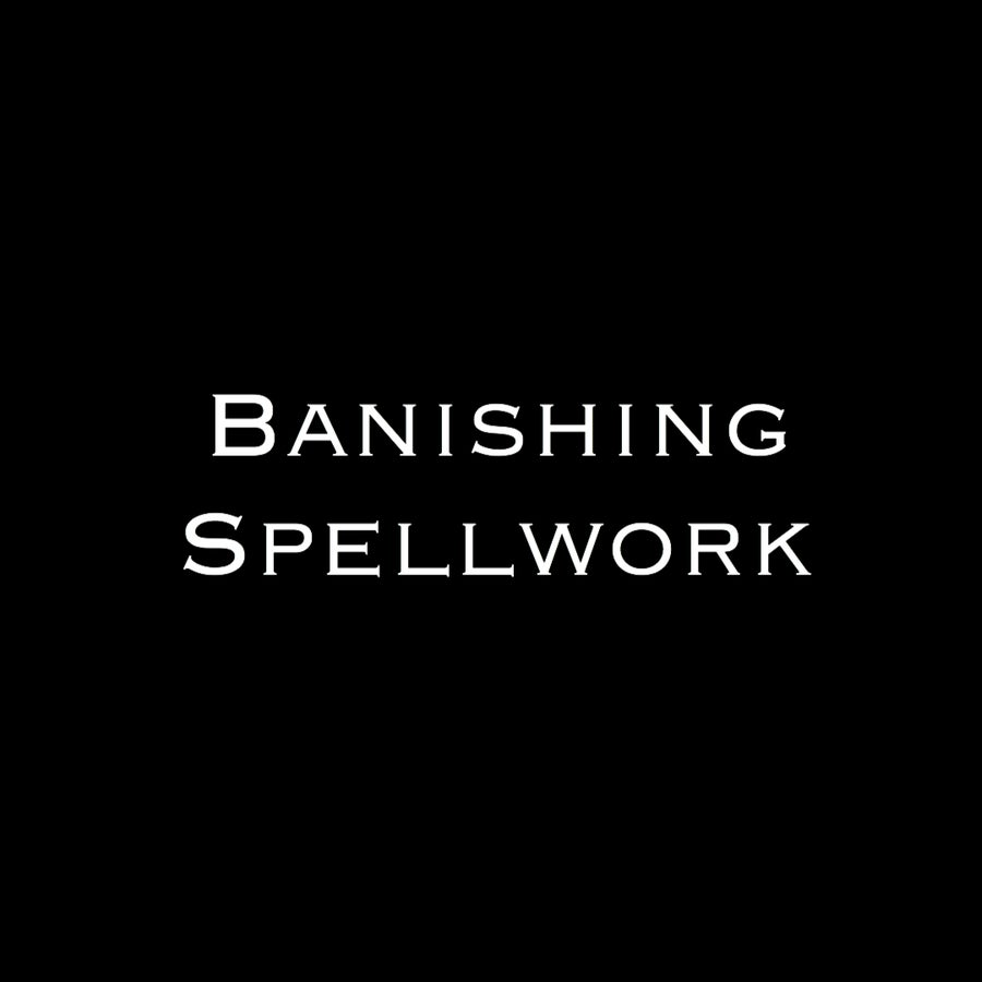 Image of Banishing Spell