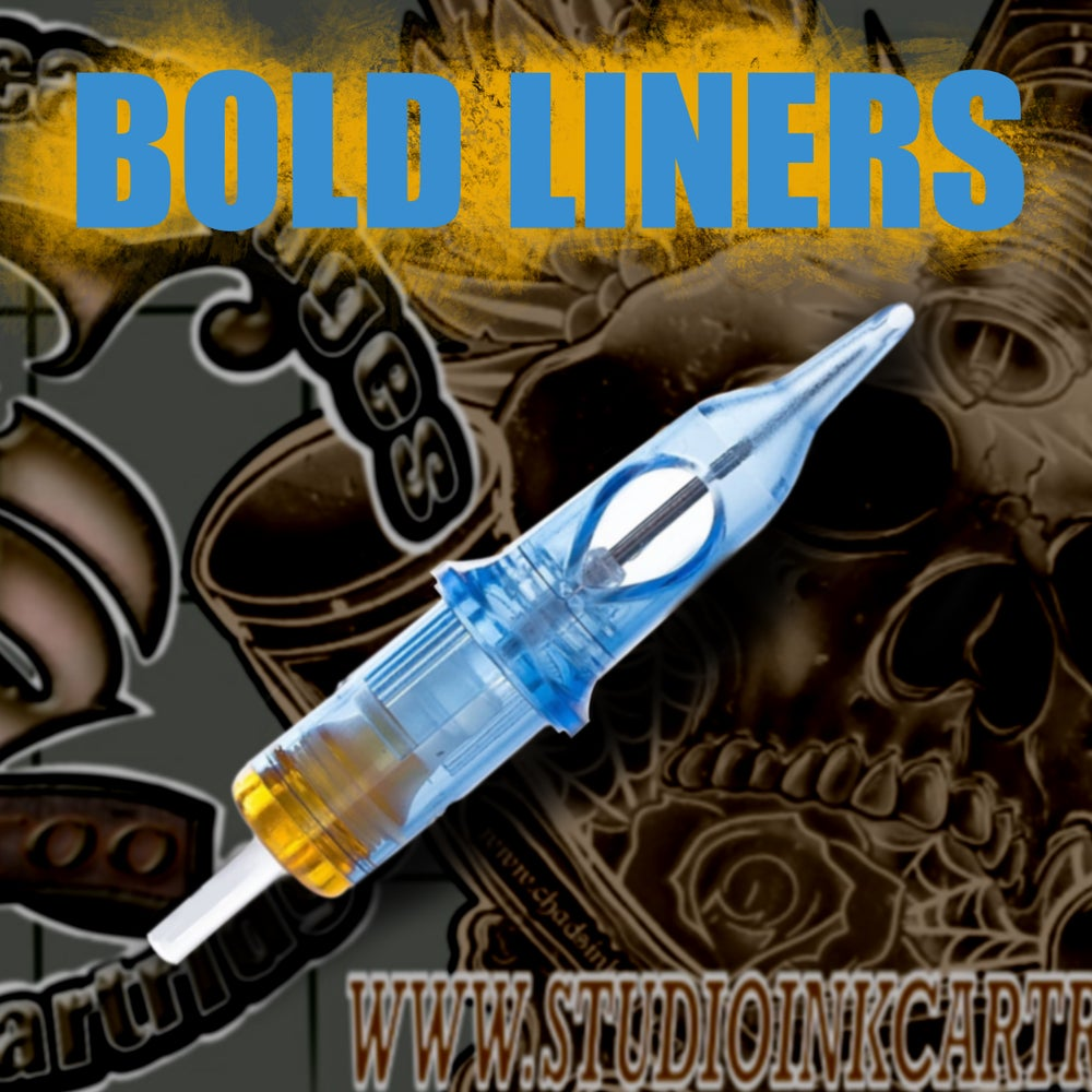 Image of Bold liners