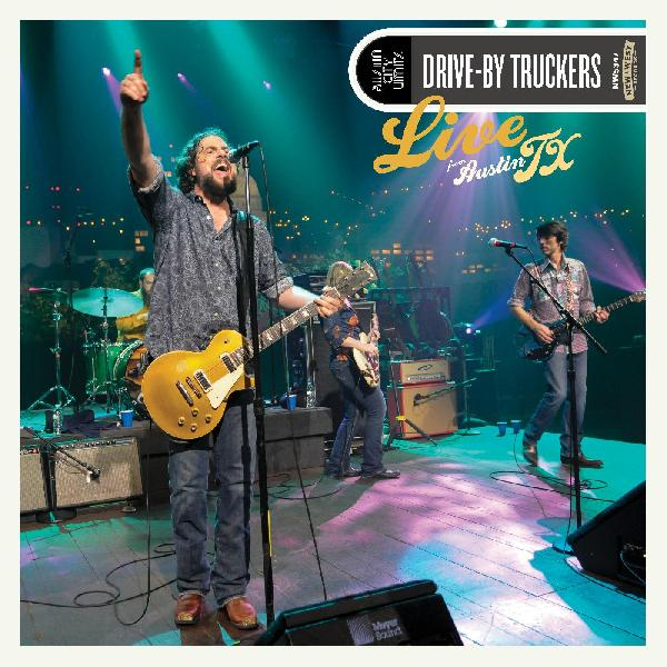 Image of Drive-By Truckers - Live from Austin TX