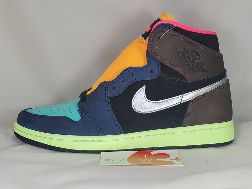 Image of Air Jordan 1 Bio Hack