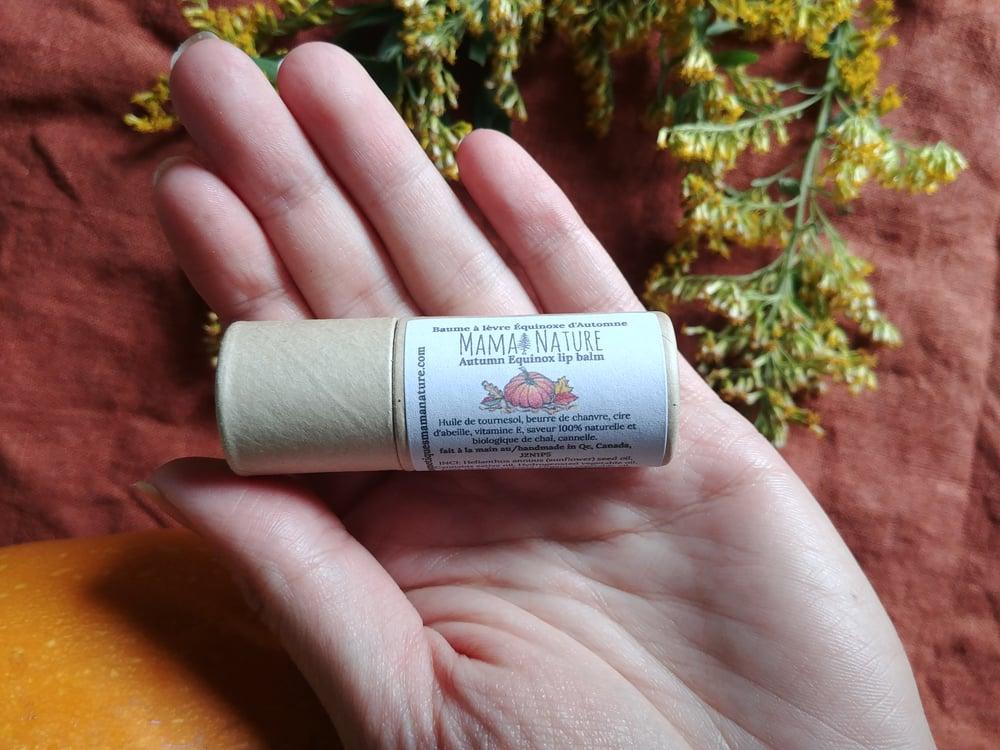 Image of Baume à lèvres Équinoxe d'automne - Autumn Equinox lip balm