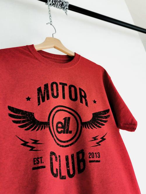 Image of E11evens T-shirt - Vintage Motor Club