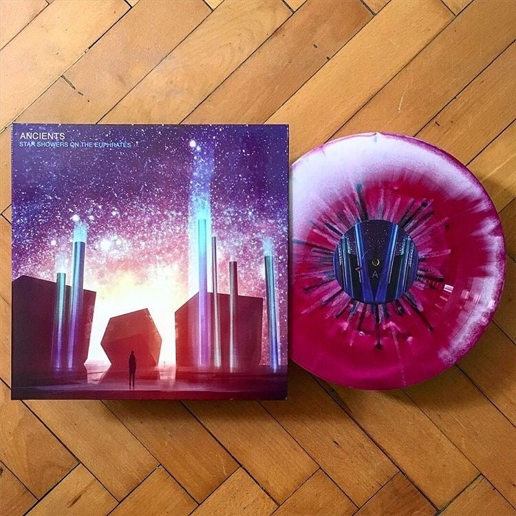 *Ancients 'Star Showers On The Euphrates' - Limited Edition Colored Vinyl