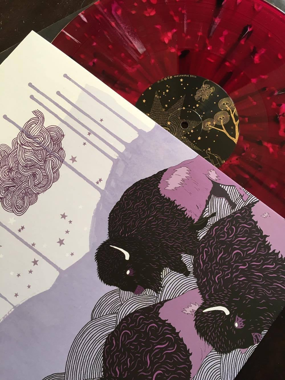 *shels 'Plains Of The Purple Buffalo' - Limited Edition Colored Vinyl