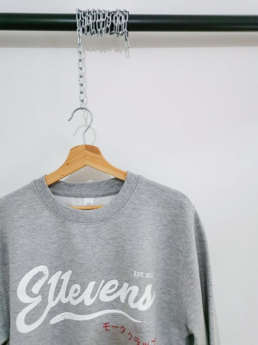 Image of E11evens - Sweater - Japenese Motor Club