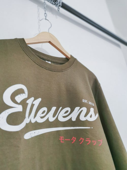 Image of E11evens - Sweater - Japenese Motor Club