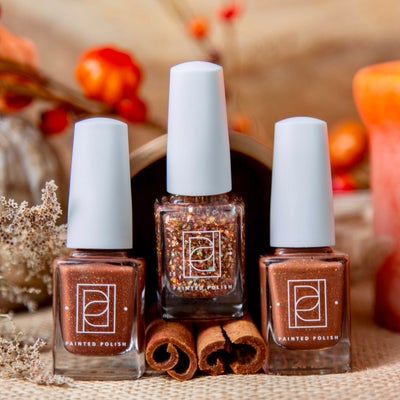 Image of Pumpkin Spice & Chill Trio (FINAL SET)