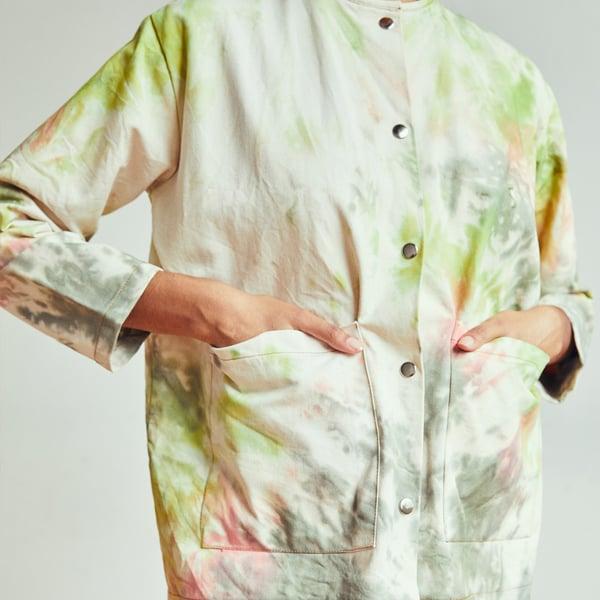Image of sandía painter's coat