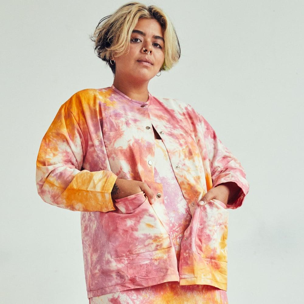 Image of crush painter's coat
