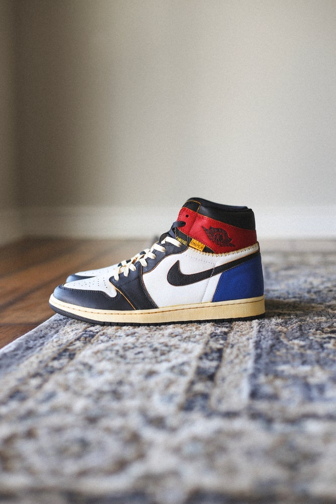 Image of '85 union 1 fragment x bred