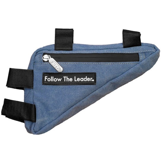 Image of FTL Bicycle Frame Bag (Denim Blue)