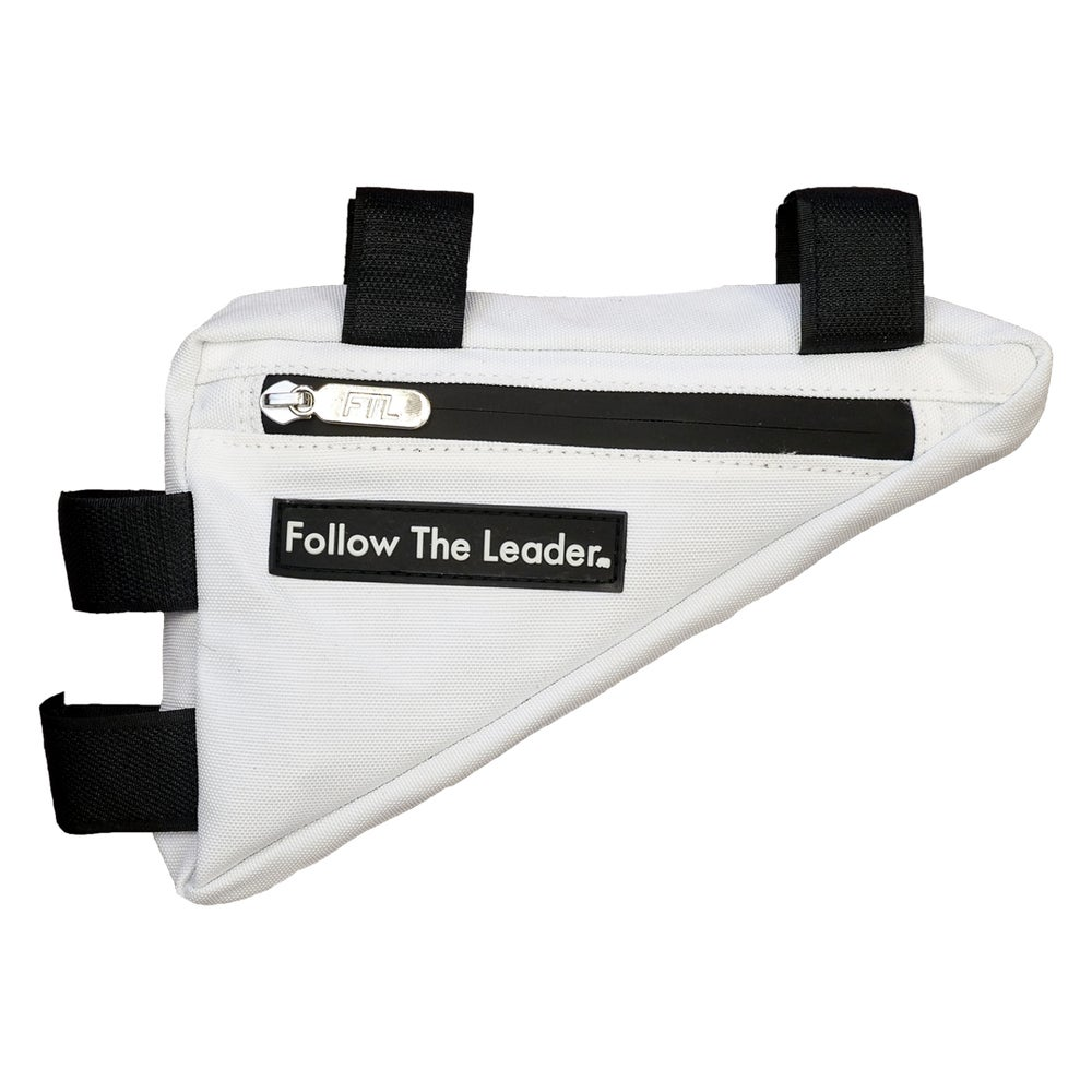 Image of FTL Bicycle Frame Bag (White)