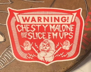 Image of WARNING! T-SHIRT