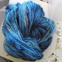 Paint + Rinse series - hand painted/dyed yarn - Tokyo Tye Dye