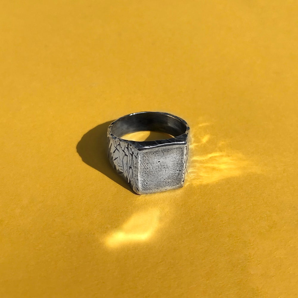 Image of Rectangular signet