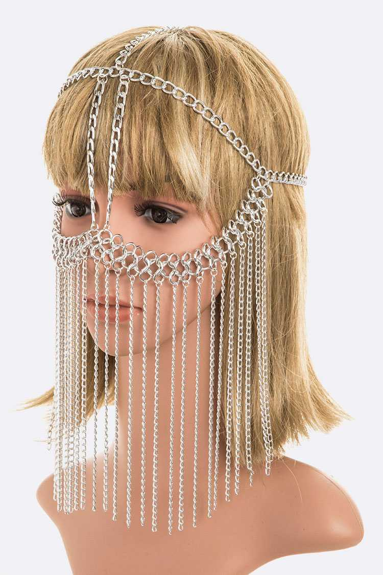 Image of #TheShow Face Chain Mask