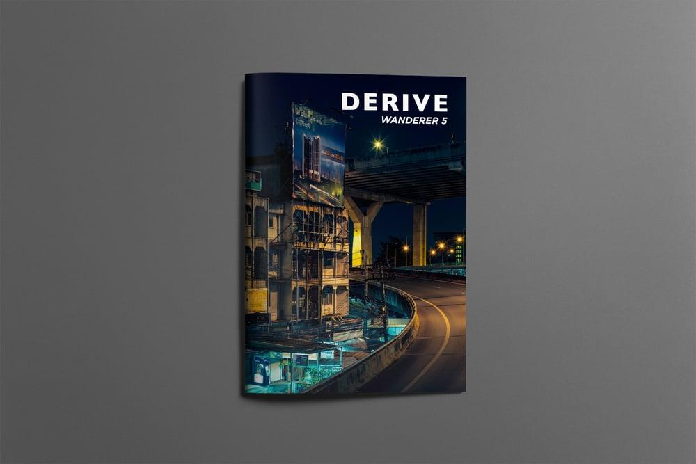 Image of DERIVE Wanderer ZINE #5