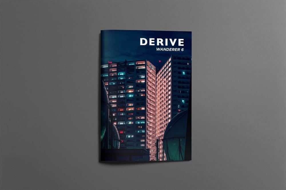 Image of DERIVE Wanderer ZINE #6