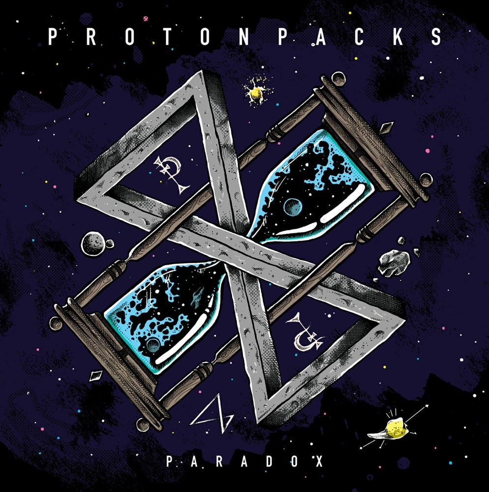 Image of Proton Packs - Paradox Lp