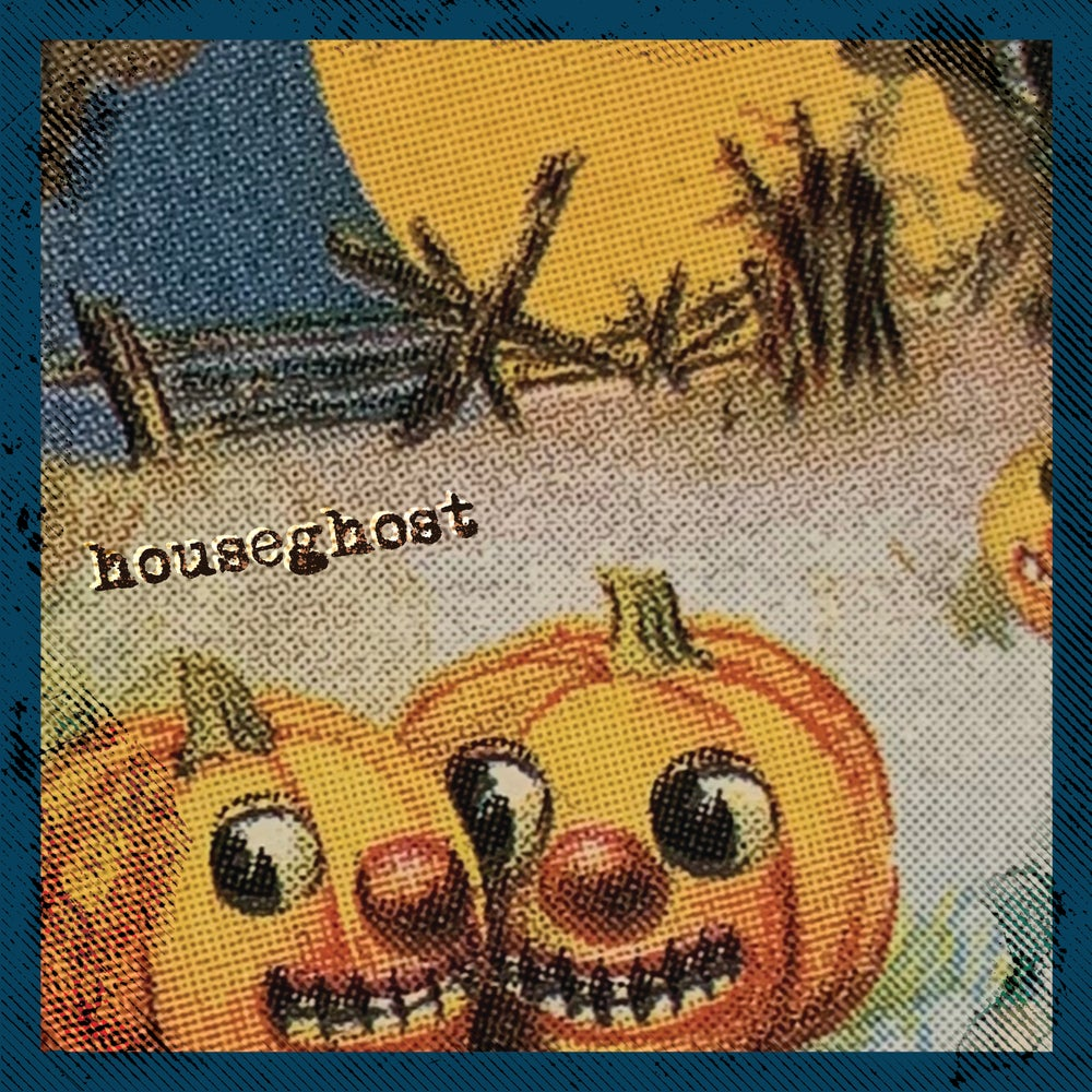 Image of Houseghost - Self titled (Pre-order)