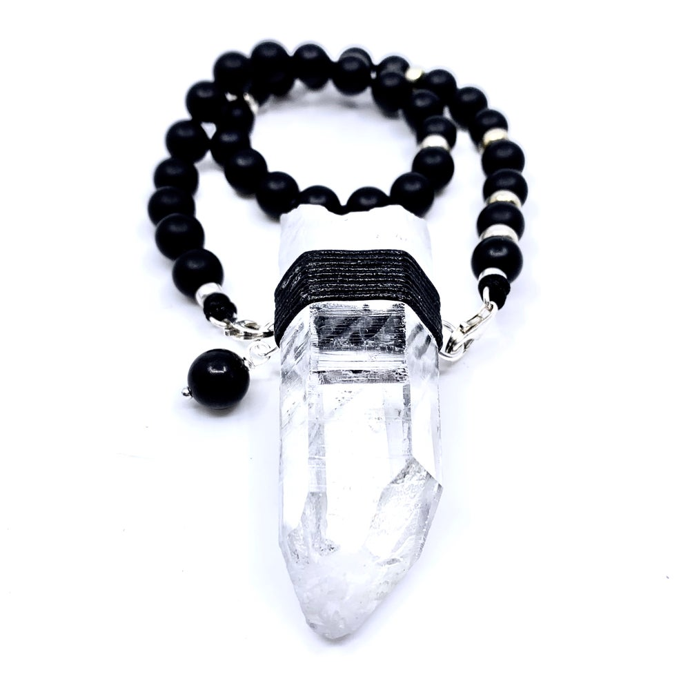 Image of Choker33 with Mongolian Quartz