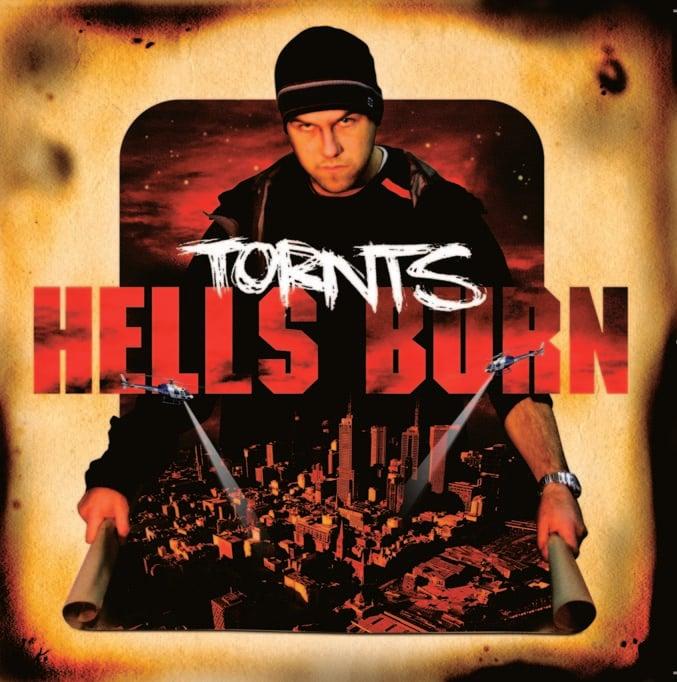 Image of BTE666 - TORNTS - Hells Burn