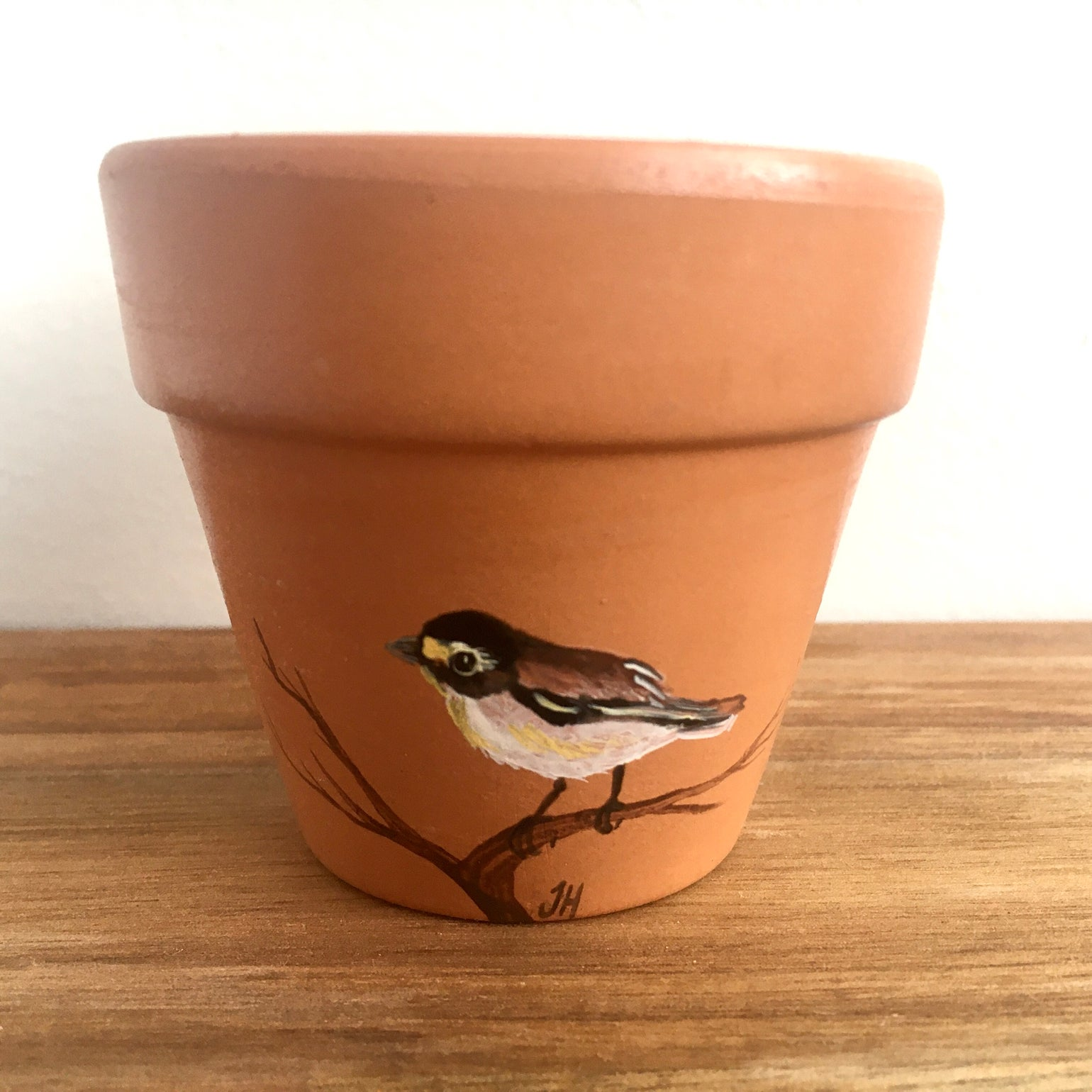 Image of Striated Pardalote Pot