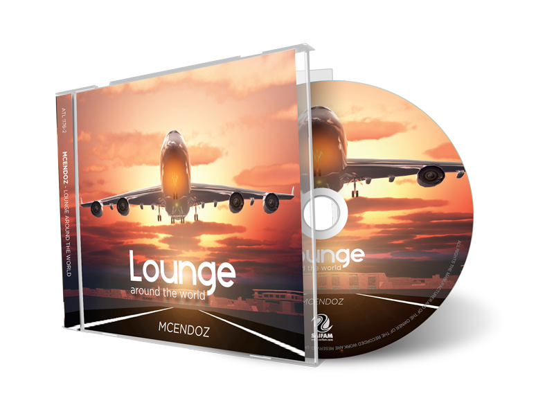 Image of ATL1176-2 // MCENDOZ - LOUNGE AROUND THE WORLD