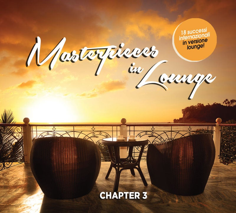 Image of ATL1241-2 // MASTERPIECES IN LOUNGE - CHAPTER 3
