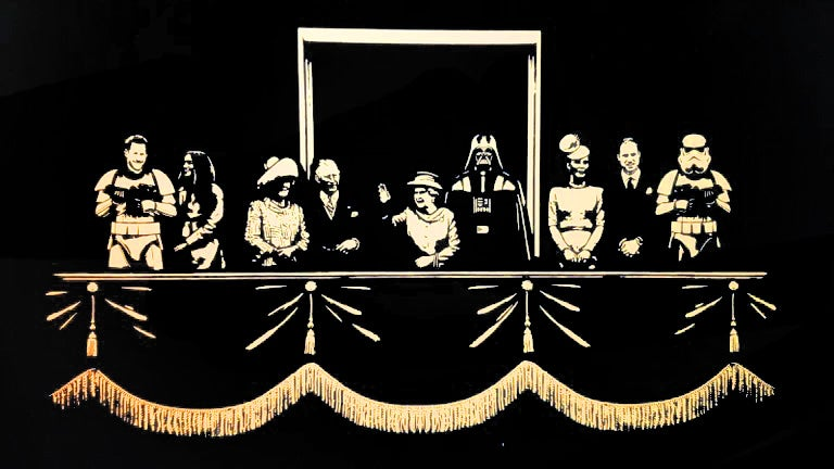Image of TrustIcon - The Dark Side - Gold