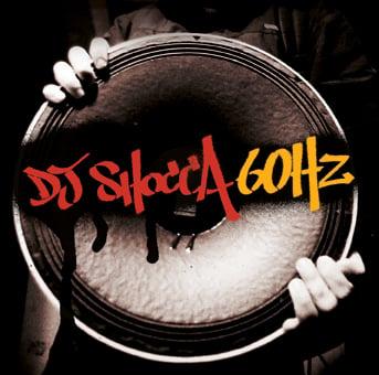 Image of HH3002-2 // DJ SHOCCA - 60 HZ