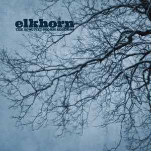 Image of Elkhorn - Acoustic Storm (CARDINAL FUZZ) Heavy Black Vinyl 17 LEFT