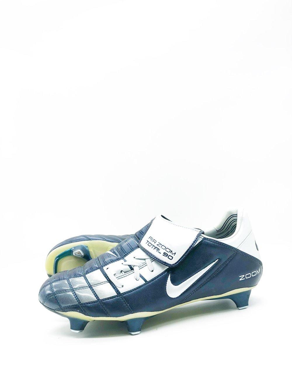 Image of Nike Total 90 air zoom SG grey