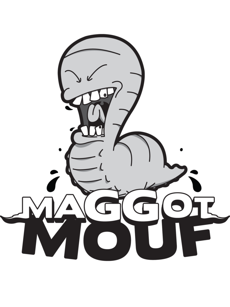 maggot mouf youre all ears