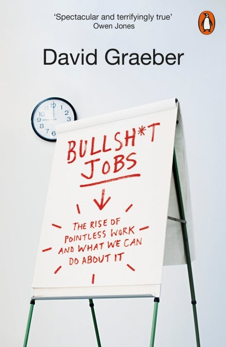 Image of Bullshit Jobs