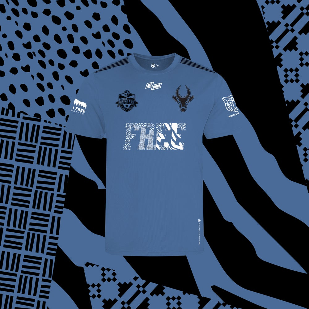 Image of Gazelles Unofficial Replica Jersey